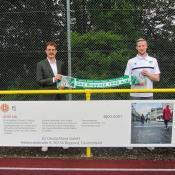 30.06.2020 - SSV Boppard und EJ Deutschland GmbH vereinbaren Partnerschaft