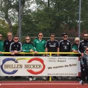 11.10.2018 – Brillen Becker starker Partner des SSV Boppard – 1. Mannschaft mit Durchblick