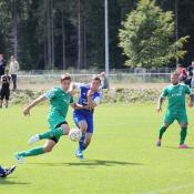 09.08.2017 - SSV Boppard zieht im Elfmeterschießen in die nächste Pokalrunde ein - Philipp Thiel gleicht spät aus